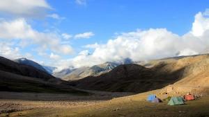 Spiti camping and trekking