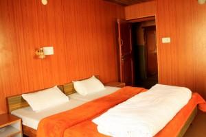 Tashi Zom guest house, rooms. Kibber
