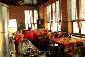 Tashi Zom Guest House, Kibber