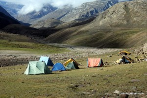 Chandertaal Lake Camp