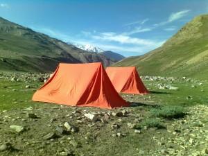 Chandra Taal spiti camping